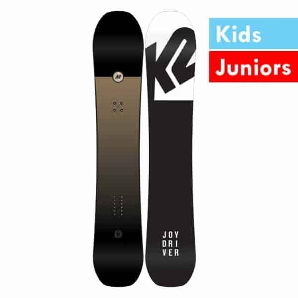 Kids-Junior Snowboard only