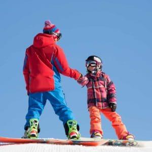 Snowsports Westendorf Snowboard privé